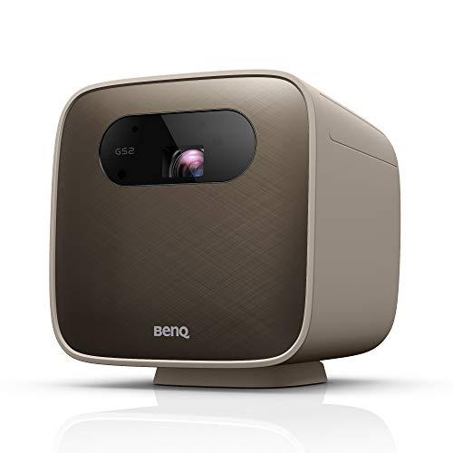 BenQ GS2 draagbare mini-videoprojector voor outdoor-projecties, IPX2-bescherming, spatbescherming en druppels, Google…