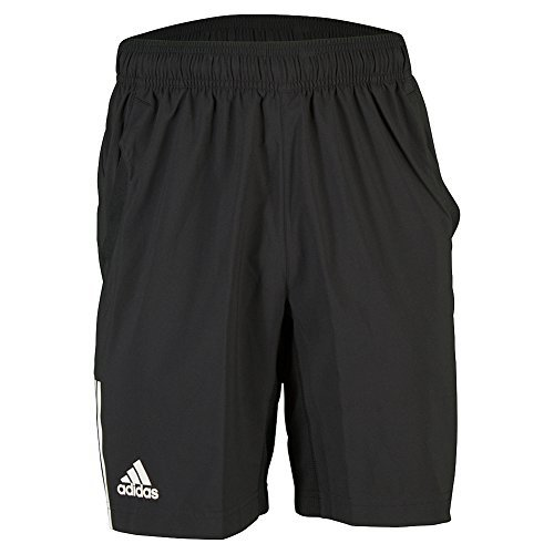 adidas Performance Men's Club Shorts, Black, X-Large