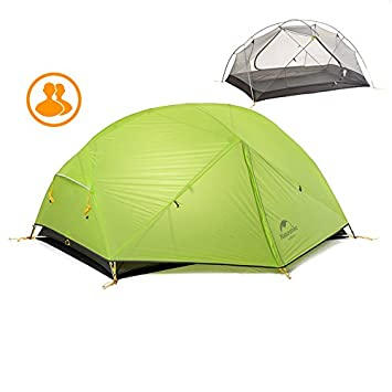 Naturehike 2 Persons Camping Tent Double Layer Waterproof Tent