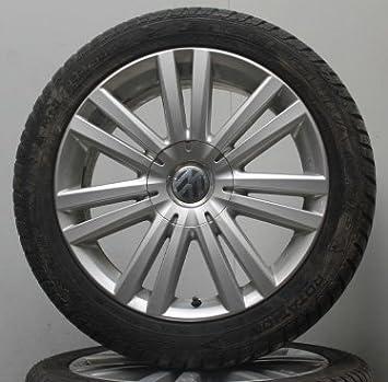 Original Volkswagen Golf Touran Highline 1t0601025 F Invierno ruedas de Nardo 17 pulgadas 363 de B: Amazon.es: Coche y moto