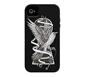 Key to the Universe iPhone 4/4s Black Tough Phone Case - Design By Humans wangjiang maoyi