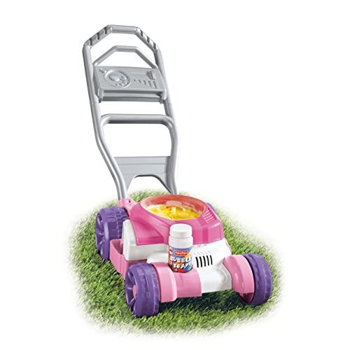 High Quality Fisher Price Bubble Mower Multi Color Tonightatnoon