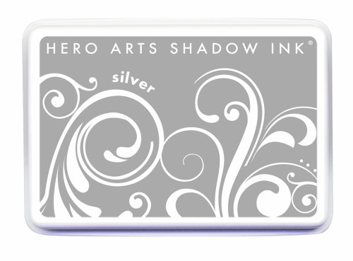 Hero Arts Shadow Ink Silver product image