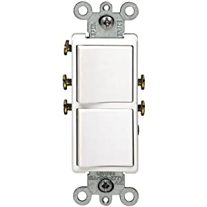 single pole duplex switch wall light switches amazon com single pole duplex switch