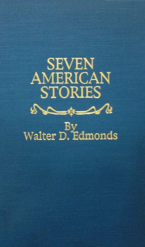 book cover of Seven American Stories
