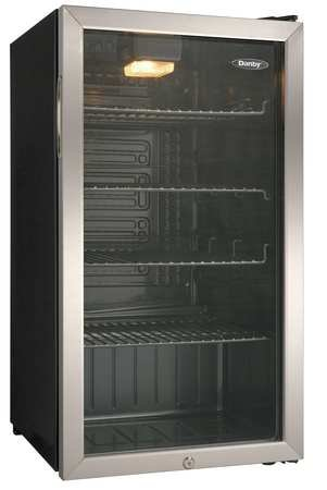 Beverage Center, 3.3 cu ft, Black