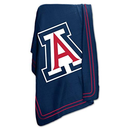 NCAA Arizona Wildcats Classic Fleece (Arizona Wildcats Fleece Throw)