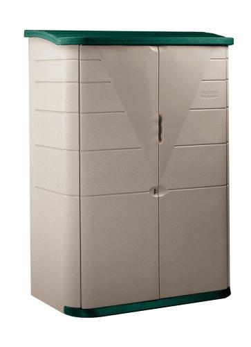 Rubbermaid 3746 Deep Large Vertical Storage Shed 52-inch x 77-inch x  sc 1 st  Amazon.com & Amazon.com : Rubbermaid 3746 Deep Large Vertical Storage Shed 52 ...
