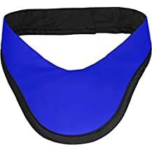 Thyroid Collar Lead-Free Antibacterial Stain Resistant - Radiation Protection - Royal Blue