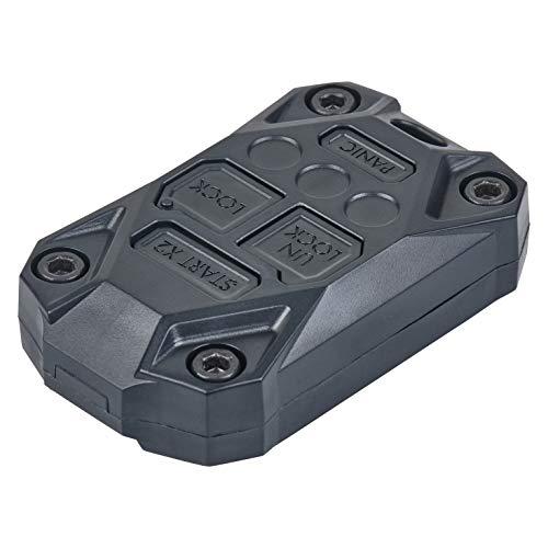 AJT DESIGN Injection Fob Case (Jeep Wrangler JK) Black