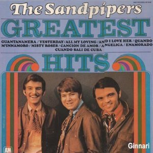 The Sandpipers Greatest Hits Amazon Com Music