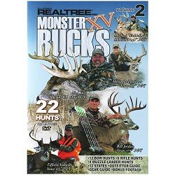 Realtree Outdoors Monster Bucks XV DVD - Volume 2