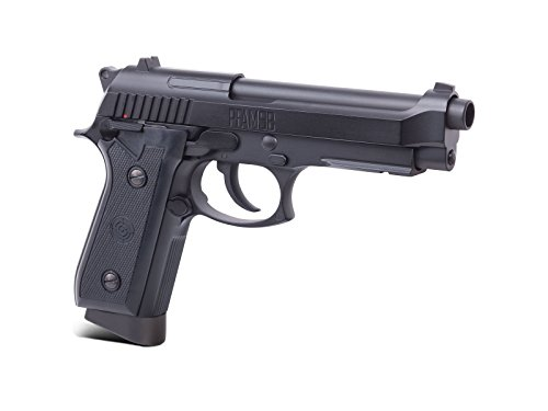 Crosman PFAM9B Co2 Powered Full Auto Blowback BB AIR Pistol ()