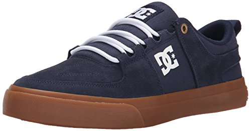 Dc Heren Lynx Lace-up Mode Sneaker Marine / Gom