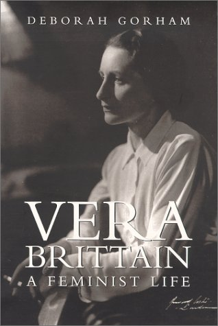 Vera Brittain: A Feminist Life (Studies in Gender and History) pdf