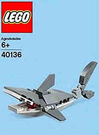 LEGO Hai Minimodell 40136