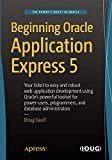 : Beginning Oracle Application Express 5
