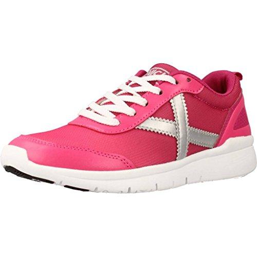 Munich Zapatillas Para Niño, Color Rosa, Marca, Modelo Zapatillas Para Niño Ground Kid 01 Rosa Rosa