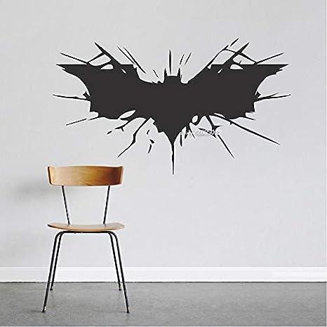 56X98 cm Batman Extraíble Vinilo Pegatinas de Pared Decoración ...