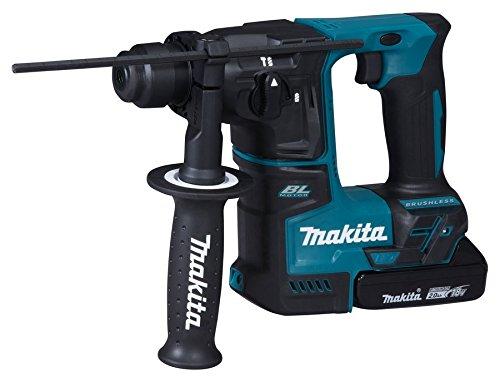 Testbericht Makita SDS-Plus Akku-Bohrhammer 18V