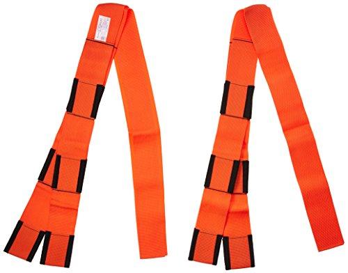 A A C Forearm Forklift Inc Orange Forearm Forklift Lifting & Moving Strap L749