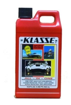 Klasse All-In-One Polish, 16.9 oz. (Best All In One Car Polish)