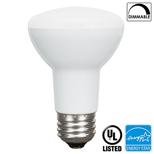 Luxrite-LR31800-LED8BR20R20-8-Watt-LED-BR20-Flood-Light-Bulb-Equivalent-to-50W-Incandescent-Dimmable-Warm-White-2700K-450-Lumens-E26-standard-base-UL-Listed-and-Energy-Star-Qualified
