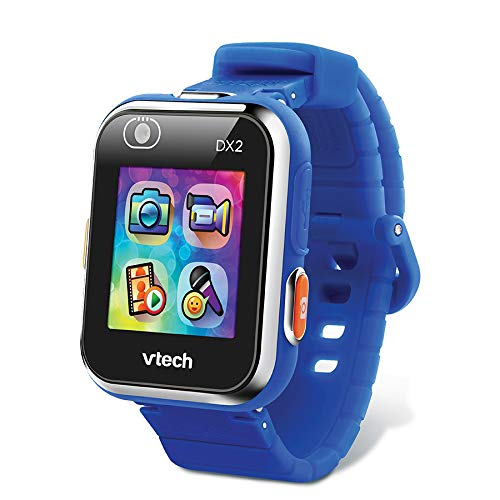 VTech- Smartwatch DX2 Bleu Reloj, Color Azul (80-193805)
