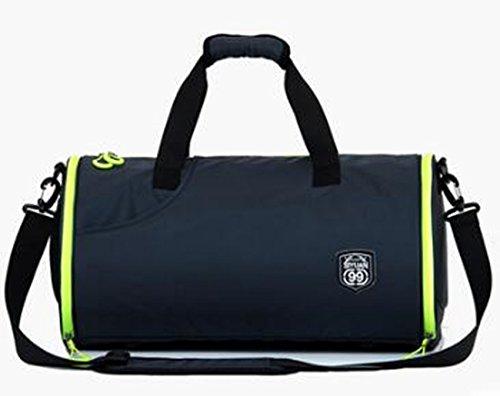 Limit Zylinder Tasche Gym Training Sports Bag Paket Schultertasche Tragbar Rucksack Schuh Position Basketball Tasche rot