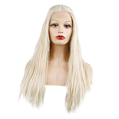 Jytrading Male Extention Cap Holder Beige Full Hair Wig Repair Gear Wife's Present Anime Costume Dull Back-Talk Dress Schoolboy Girlfriend Wigs -