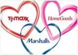 HomeGoods eGift Cards from CashStar