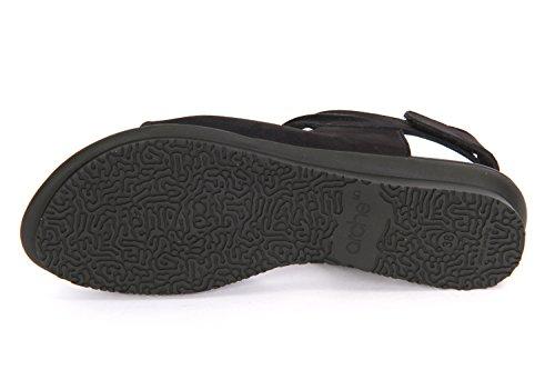Arche Black Calf Nubuck - Aureno - Size: 40.0 TmRr4l3i