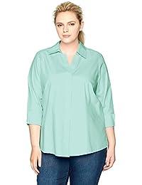 Women's Plus Size Taylor Essential Non-Iron Blouse