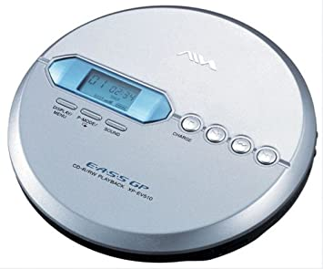 Aiwa personal cd player xpev509 blue amazon audio hifi aiwa personal cd player xpev509 blue publicscrutiny Images