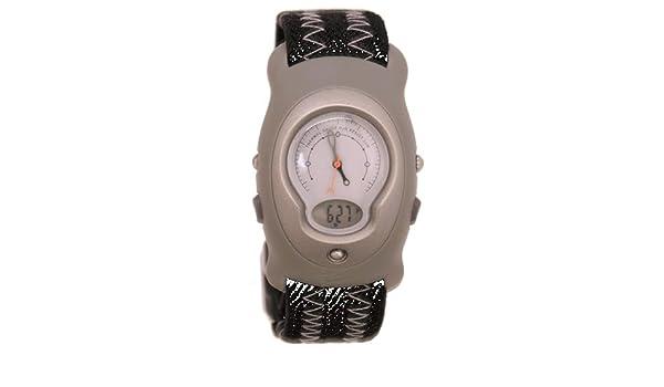 Reloj NIKE Unisex analógico-digital con termómetro THERMAL GAUGE Mod. WA0002-201: Amazon.es: Relojes