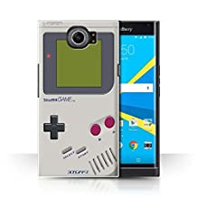 STUFF4 Phone Case / Cover for BlackBerry Priv / Nintendo Game Boy Design / Games Console Collection
