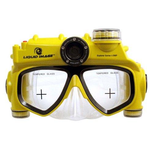 (Liquid Image 304 XSC Explorer Series 8.0 MP Underwater Video Camera - Yellow )