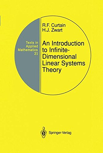 An Introduction to Infinite-Dimensional Linear Systems Theory (Texts in Applied Mathematics) (v. 21)