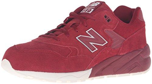 New Balance Men's 580 Classic Lifestyle Sneaker, Brick, 10 D US
