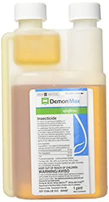 Demon Max Insecticide Pint 25.3% Cypermethrin