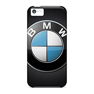 New Fashion Premium Tpu Case Cover For Iphone 5c - Bmw Logo