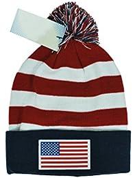 USA Beanie Flag Soccer National Team Us Flag American Beanie
