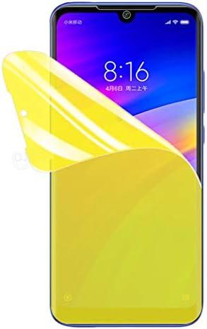 XLLXPZ Redmi Note 7 6 5 Pro 6 6A用の3D保護ヒドロゲル、スクリーンプロテクターフィルムスクリーンガードジェルフルカバーガラスではありません