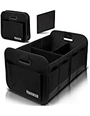 Foldable Cargo Trunk Organizer, Reinforced Handles and Great for Car, SUV, Truck, Minivan Storage