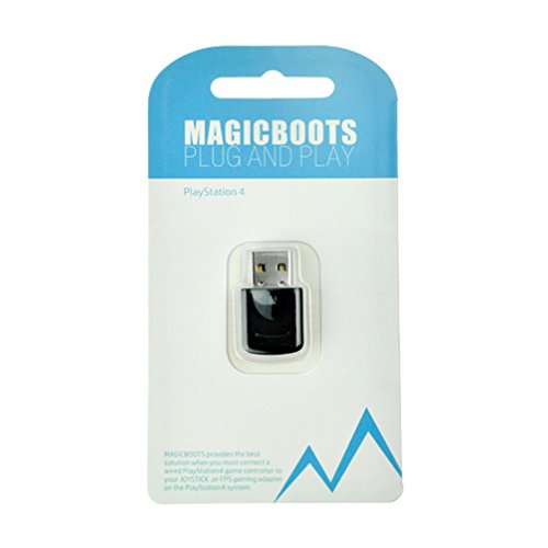 Basicest Mayflash Magicboots USB Adapter Converter for PS4 ()
