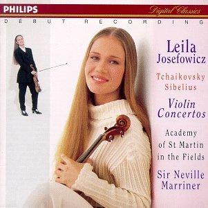 Tchaikovsky: Violin Concerto in D / Sibelius: Violin Concerto in D minor