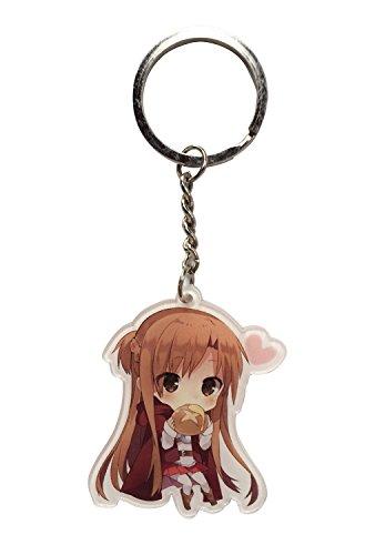 Wildforlife Anime Sword Art Online Keychain (Asuna (Anime Keychain)