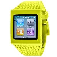 HEX HX1001-GREN Watch Band for iPod Nano 6G - Green
