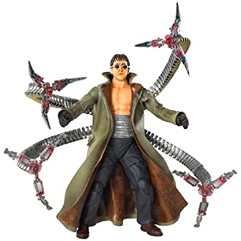 """Amazon.com: 12"""" Poseable Doc Ock from Spider-Man 2: Toys ..."""