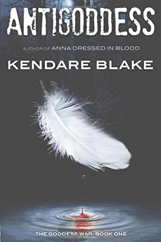 book cover of Antigoddess